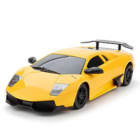 14 Radio Control High Speed Racing Car with Light (Assorted Colors