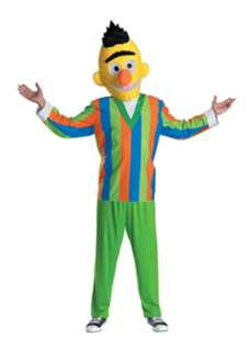 Sesame Street Bert  Cheap TV Halloween Costume for Men
