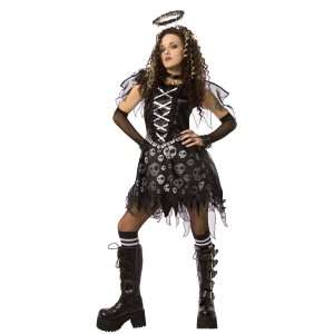 Gothic Skull Dark Angel Teen Costume, 61984