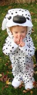 THE DOG Dalmatian Toddler/Child Costume, 38027