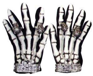 Skeleton Gloves   Accessories & Makeup