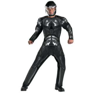 Halloween Costumes GI Joe   Duke Classic Muscle Chest Adult Costume
