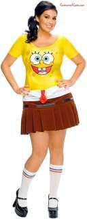 Spongebob Squarepants   Spongebabe Plus Adult Costume