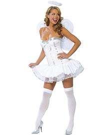 Heaven Sent Angel Costume  Sexy Angel Costume for Adults