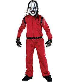 Headache Costume for Kids  Evil Clown Kids Costume
