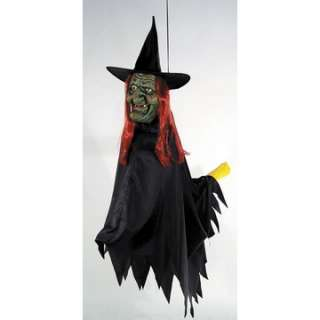 Flying Witch Prop   Flying Witch   This witch can fly high at your