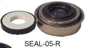 Waterway Tiny Might spa pump shaft SEAL assembly #671