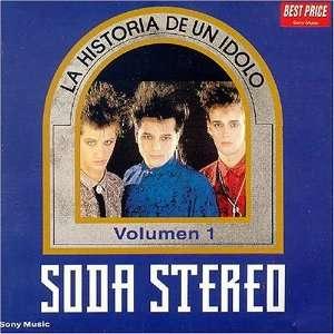 La Historia De Un Idolo V.1 Soda Stereo Music