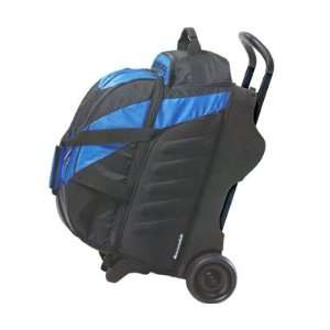 Pro Player 2 Ball Roller Blue / Black Bowling Bag