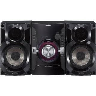 Panasonic SC AK27 Compact Stereo System Electronics