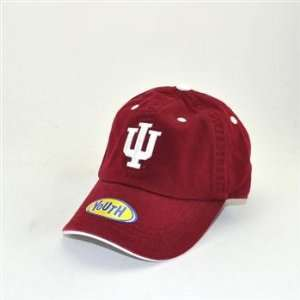 Indiana Hoosiers IU NCAA Youth Crew Adjustable Hat