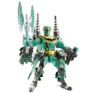 Rangers Mystic Force: Green Power Ranger to Minotaurus Dragon 7 Toys