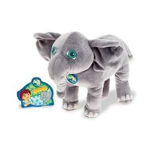 Diegos Animal Rescue Baby Elephant Toys & Games