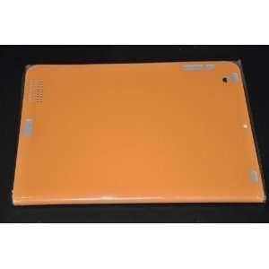 Orange iPad 2 Magnetic Smart Cover Sleep/Wake Case