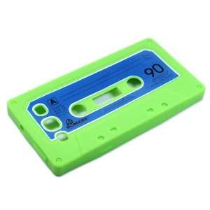 Super Realistic Retro Cassette Tape Flexible Silicone Protector Case