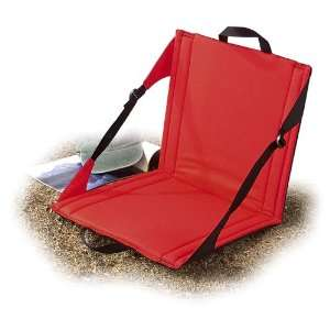 Guide Gear Camp Chair Red / Black  Sports & Outdoors