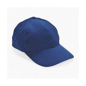 BLUE BASEBALL CAPS (1 DOZEN)   BULK Toys & Games