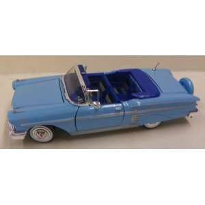 Motormax 1/24 Scale Diecast 1958 Chevy Impala Convertible