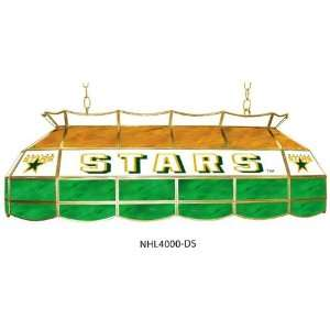 Source Dallas Stars Stained Glass Pool Table Light