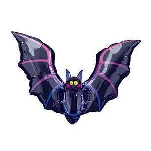 Black Bat Shape 14 Already Air Filled Cup & Stick