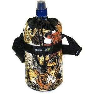 DOGS Water Bottle Holder Case Pack 18