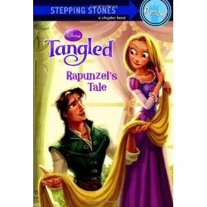Disney Tangled) (Disney Chapters) [Paperback] Barbara Bazaldua Books