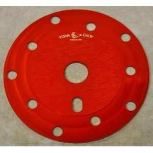 Chop Saw II old school BMX Power Disc 110/130 bcd RED
