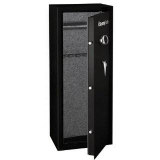 SentrySafe G1055C Combination Lock Safe, Black Powder Coat