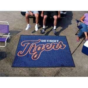 MLB   Detroit Tigers Tailgater Rug