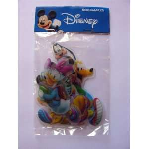 Disney Mickey, Minnie & Friends Bookmarks, Set of 6 (Box