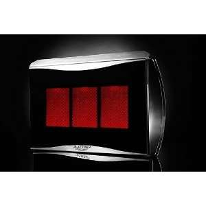 Burner Smart Heat Gas Heater BR PLA300 LP, Propane