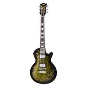Gibson Les Paul Studio Swirl Limited Electric Guitar   Swirled Black