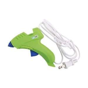 Super Low Temp Mini Glue Gun Lime Green; 3 Items/Order