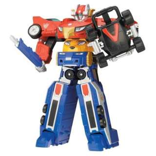 Power Ranger RPM Deluxe Formula Megazord High Octane