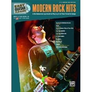 Easy Guitar Play Along Modern Rock Hits: Easy Guitar Tab