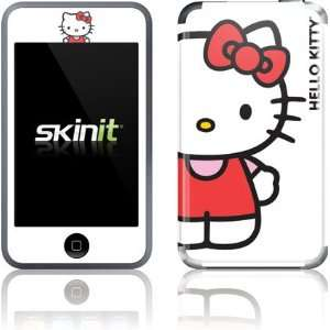 Hello Kitty Classic White skin for iPod Touch (1st Gen