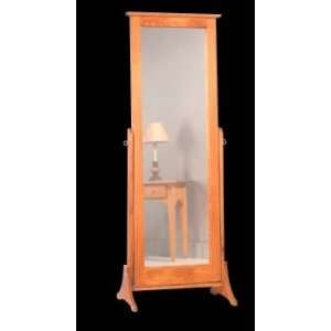 Mirrors Heirloom Pine, Full Length Mirror