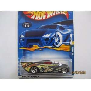 41 Willys 2001 Hot Wheels #110 Toys & Games