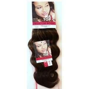 Hair Topic Premium Body Human Hair Weave 12 14 Color P30