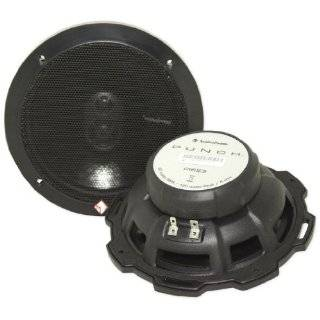 Rockford Fosgate Punch 6 Inch Full Range Triaxial Speakers Car