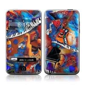 iPod Touch Skin   Music Madness Electronics