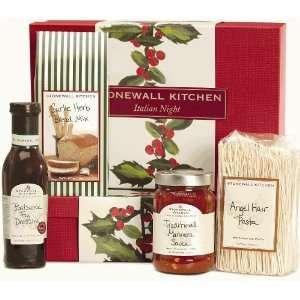 Stonewall Kitchen Italian Night Gift Set  Home & Kitchen