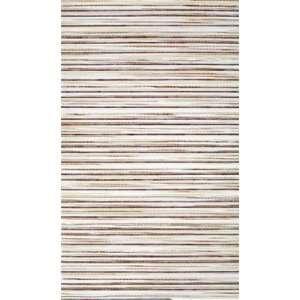 Blinds Levolor Roller & Solar Shades Patterns Boucle Stripe Brown