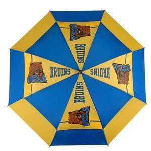 UCLA Bruins College NCAA Logo Windsheer II Golf Umbrella