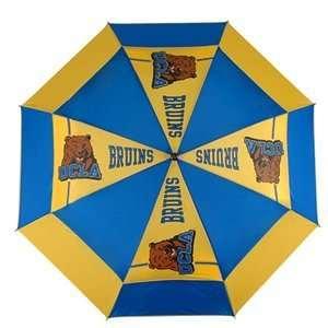 UCLA Bruins College NCAA Logo Windsheer II Golf Umbrella