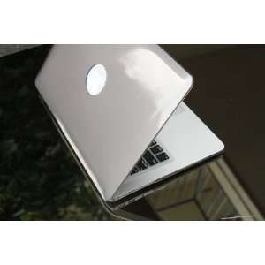 Macbook AIR 13 with the frosted soft touch silicone keyboard cover