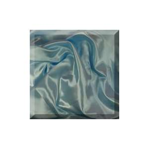 1ea   65 X 20 Yard Light Blue Satin Fabric Arts, Crafts & Sewing