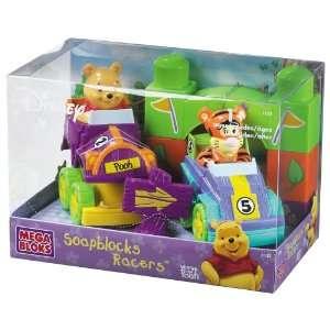 Mega Bloks Disney Soapblocks Racers  Toys & Games