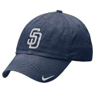 San Diego Padres MLB Navy Unstructured Adjustable Stadium Baseball