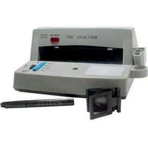 The Analyzer Counterfeit Money Detector Office Products